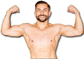 Krafttraining zu Hause - Muskeln im Homegym aufbauen