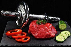 Essen und Sport