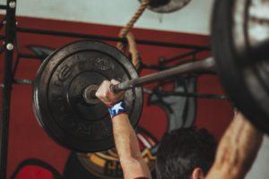 Abbildung: Training mit hohen Gewichten